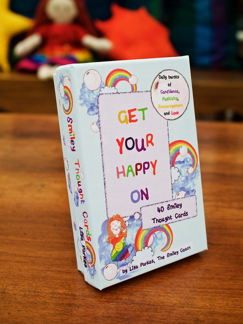 Smiley Thought Cards