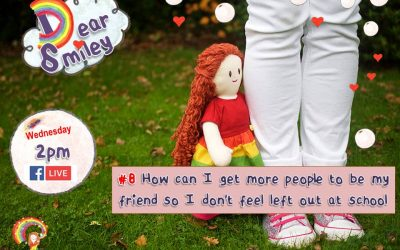 Dear Smiley: How can I get more people to be my friend so I don't feel lonely at school?