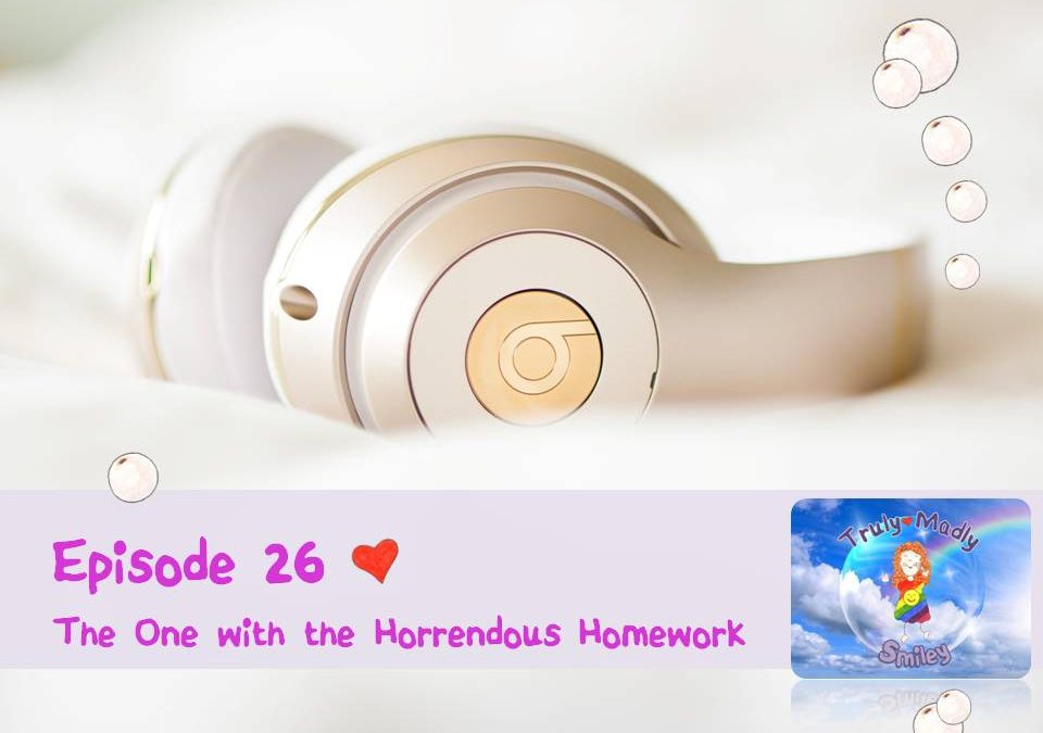 Episode 26 The One with the Horrendous Homework