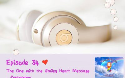 Episode 34 – The One with the Smiley Heart Message (September)