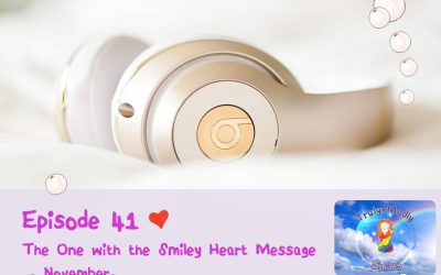 Episode 41 – The One with the Smiley Heart Message (November)
