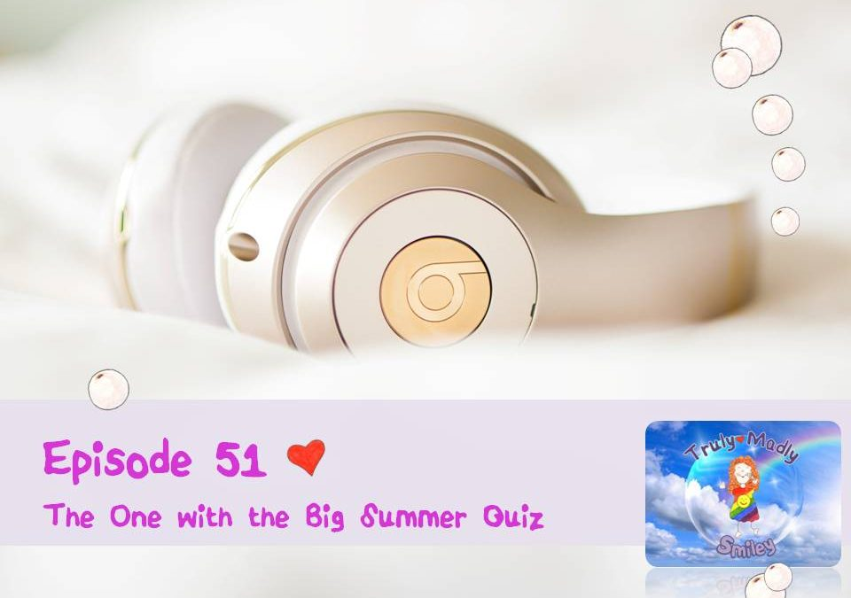 Episode 51 – The One with the Big Summer Quiz