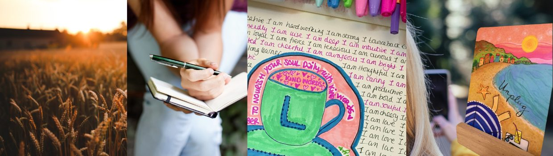 unplug teens creative mindfulness retreat