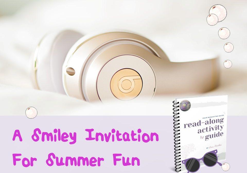 Smiley Invitation for Summer Fun